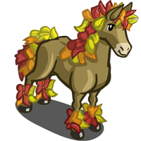Autumn Horse 2-icon