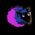 Fuchsia-Navy Ewe