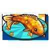 Golden Rainbow Trout-icon
