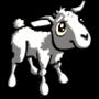 Yellowish White Lamb-icon