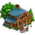 Log Cabin (farmstand)-icon