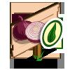 Organic Onion Mastery Sign-icon