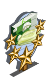 Lily of the Valley Soap 5 Star Mastery Sign-icon
