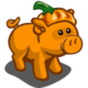 Pumpkin Pig-icon