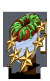 Green Mocha Cake Mastery Sign-icon