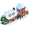 Snowy Mansion-icon