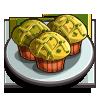 Zucchini Muffin-icon