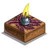 Dill Candle-icon