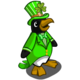 Shamrock Tux Penguin-icon