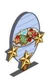 Holiday Cookies 3 Star Mastery Sign-icon
