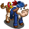 Blue Frill Cow-icon