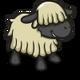 Shaggy Young Lamb-icon