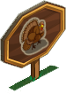 Turkey Mastery Sign-icon