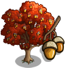 Red Oak Tree-icon