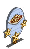 Kutjera Pepper Pasta 3 Star Mastery Sign-icon