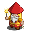 Fireworks Gnome-icon