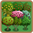 Harvest trees types icon