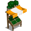 Broccoli Stall-icon