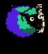 Turquoise Bluish Violet Ewe-icon