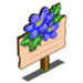Blue Buttercup Mastery Sign-icon