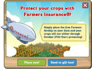 Farmer's Insurance Greeting