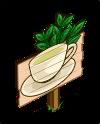 Green Tea Mastery Sign-icon
