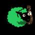 Lime Green Malachite Ewe-icon