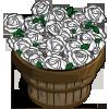 White Roses Bushel-icon