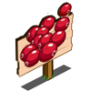 Cranberry Mastery Sign-icon
