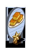 Cornbread 1 Star Mastery Sign-icon