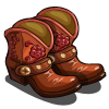 Cowboy Boot-icon
