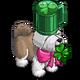 Patricks Festival Dog-icon