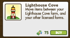 Lighthouse Cove Licence
