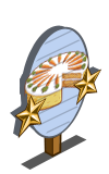 Carrot Cake 2 Star Mastery Sign-icon