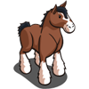 Clydesdale-icon
