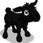 Reddish Black Lamb-icon