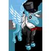 Cheerful Scroogicorn Foal-icon
