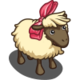 Snazzy Belle Sheep-icon