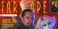 Farscape: The Official Magazine, Issue 7