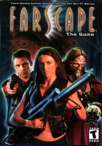 Farscape game cover