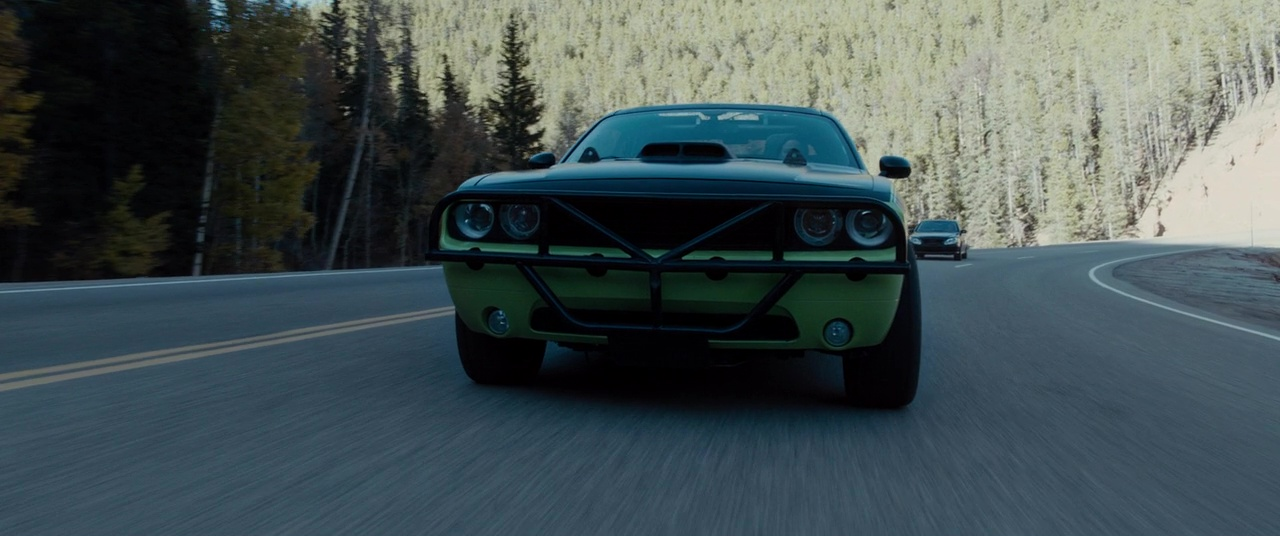 2011 Dodge Challenger Srt The Fast And The Furious Wiki