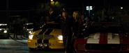 Malik's Mustang GT & Dwight's Camaro Z28
