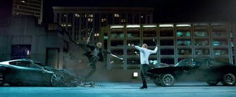 Dominic Toretto VS Deckard Shaw