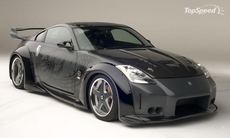 Nissan Fairlady Z The Fast And The Furious Wiki Fandom