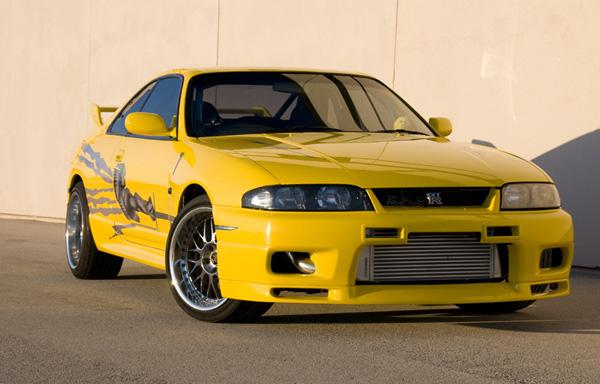 1995 nissan skyline gt r r33 the fast and the furious. Black Bedroom Furniture Sets. Home Design Ideas