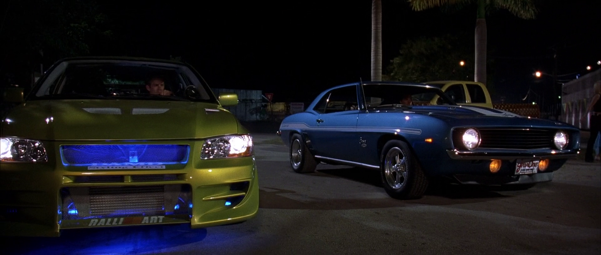 Image - Lancer Evo vs. Yenko Camaro.png | The Fast and the ...