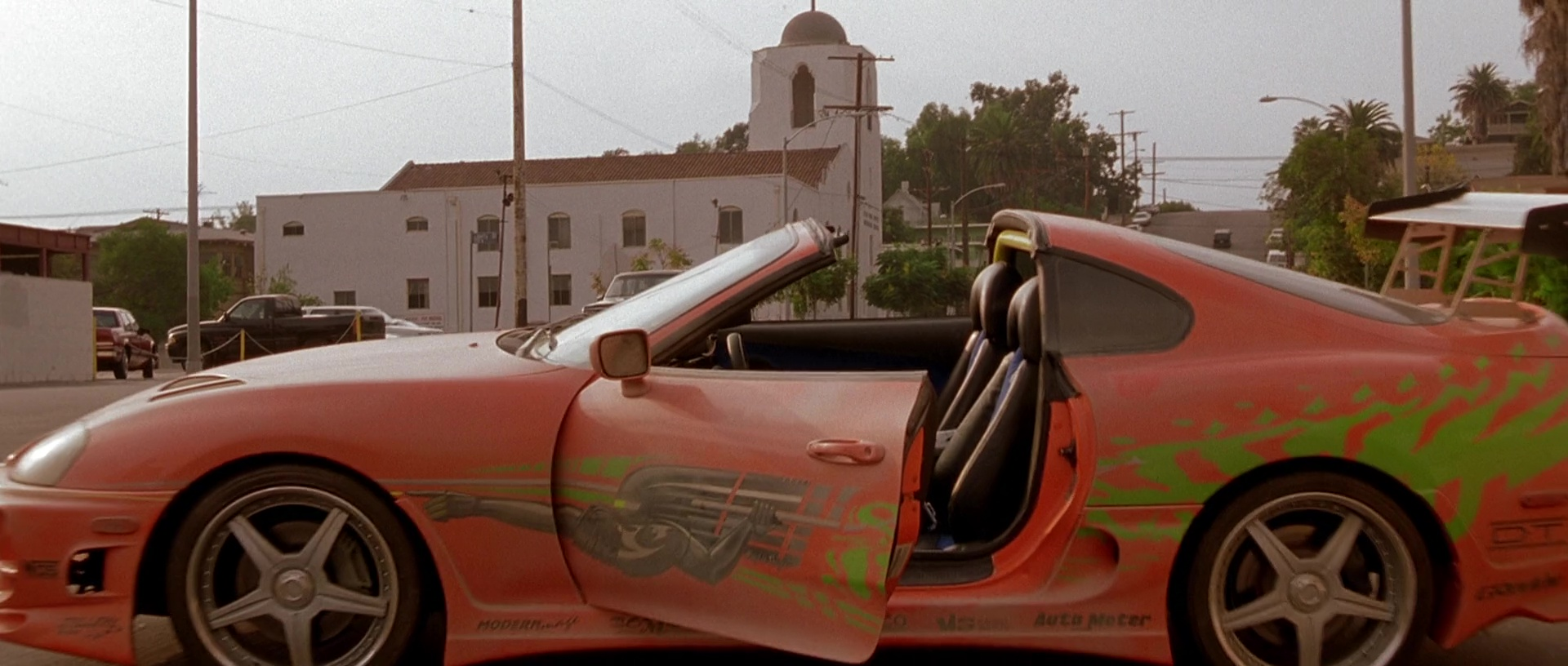 Image Brian S Supra Side View Jpg The Fast And The