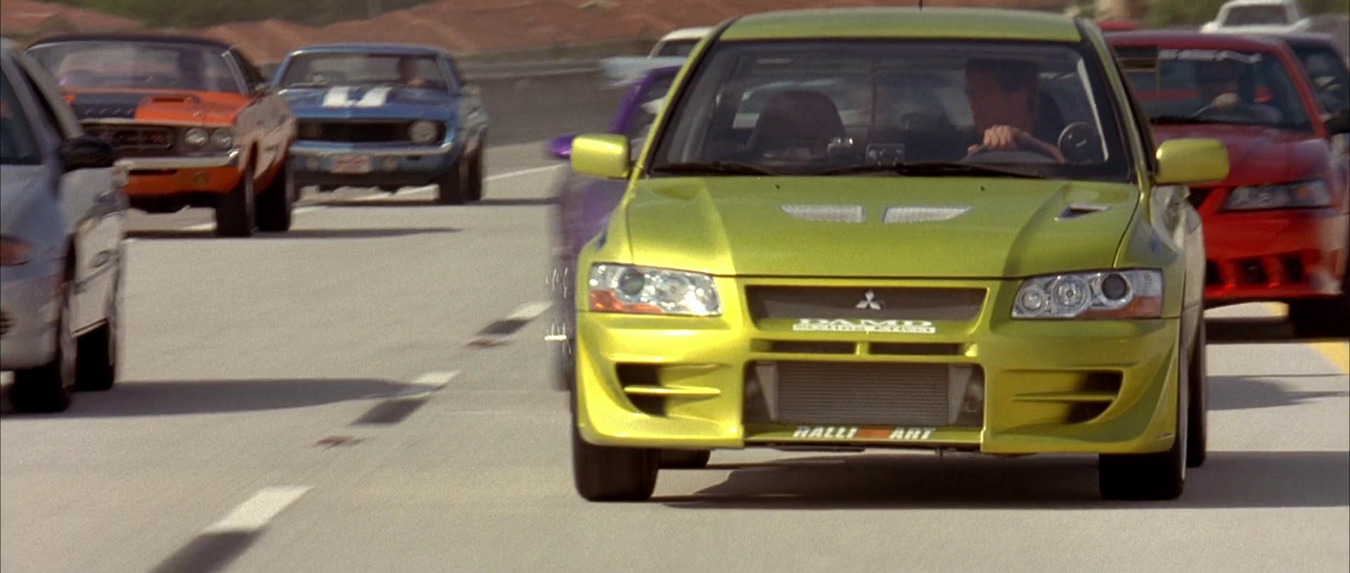 Image - Lancer Evo VII - Front View.png | The Fast and the Furious Wiki | FANDOM powered by Wikia