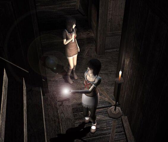 File:Mio and Mayu exploring.jpg