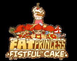 Fat-Princess-Fistful-Cake-Logo